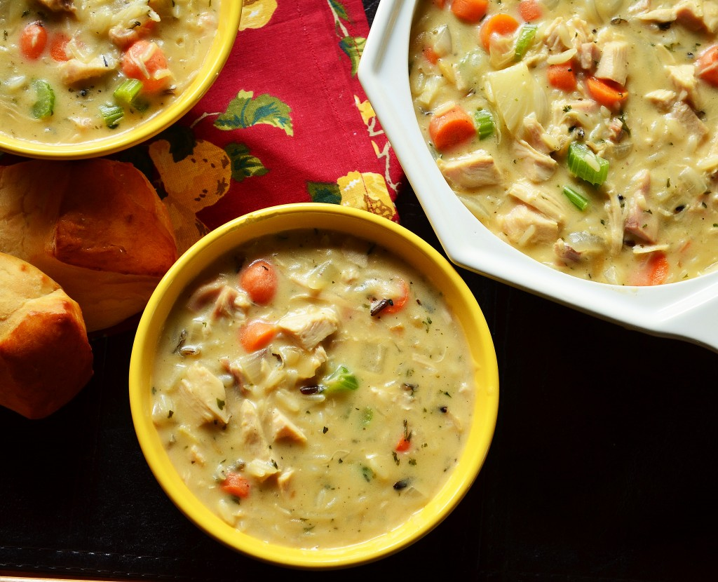 Chicken and Rice Soup 2