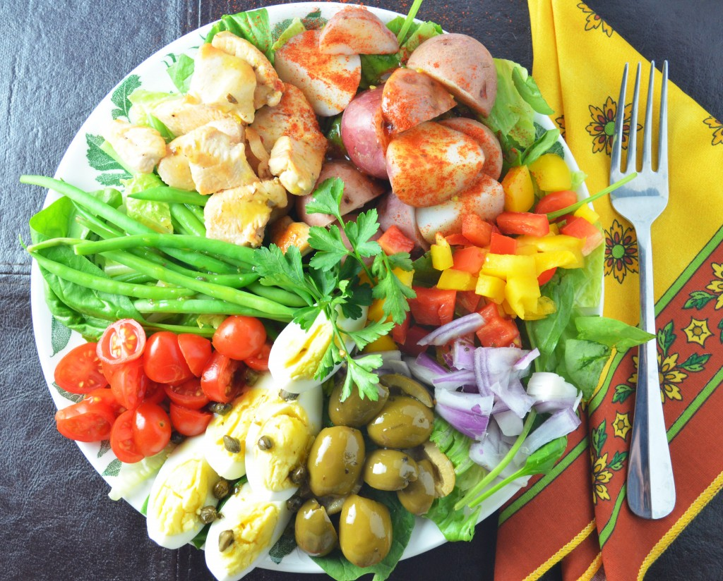 Nicoise Salad - Simple, Sweet & Savory