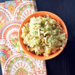 Almond Swiss Rice Pilaf