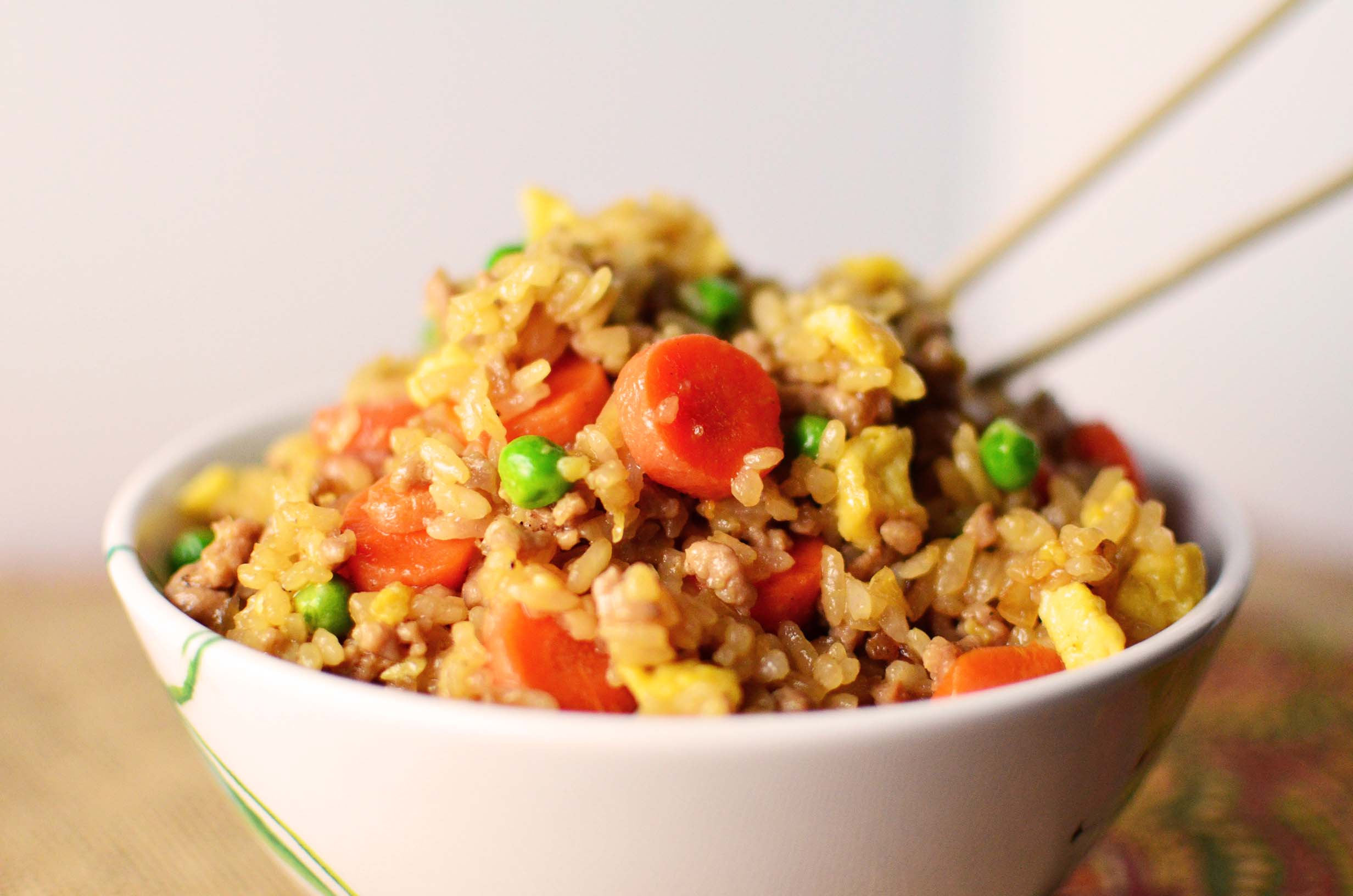 fried recipe for fried rice fried rice cooking light of egg fried rice ...
