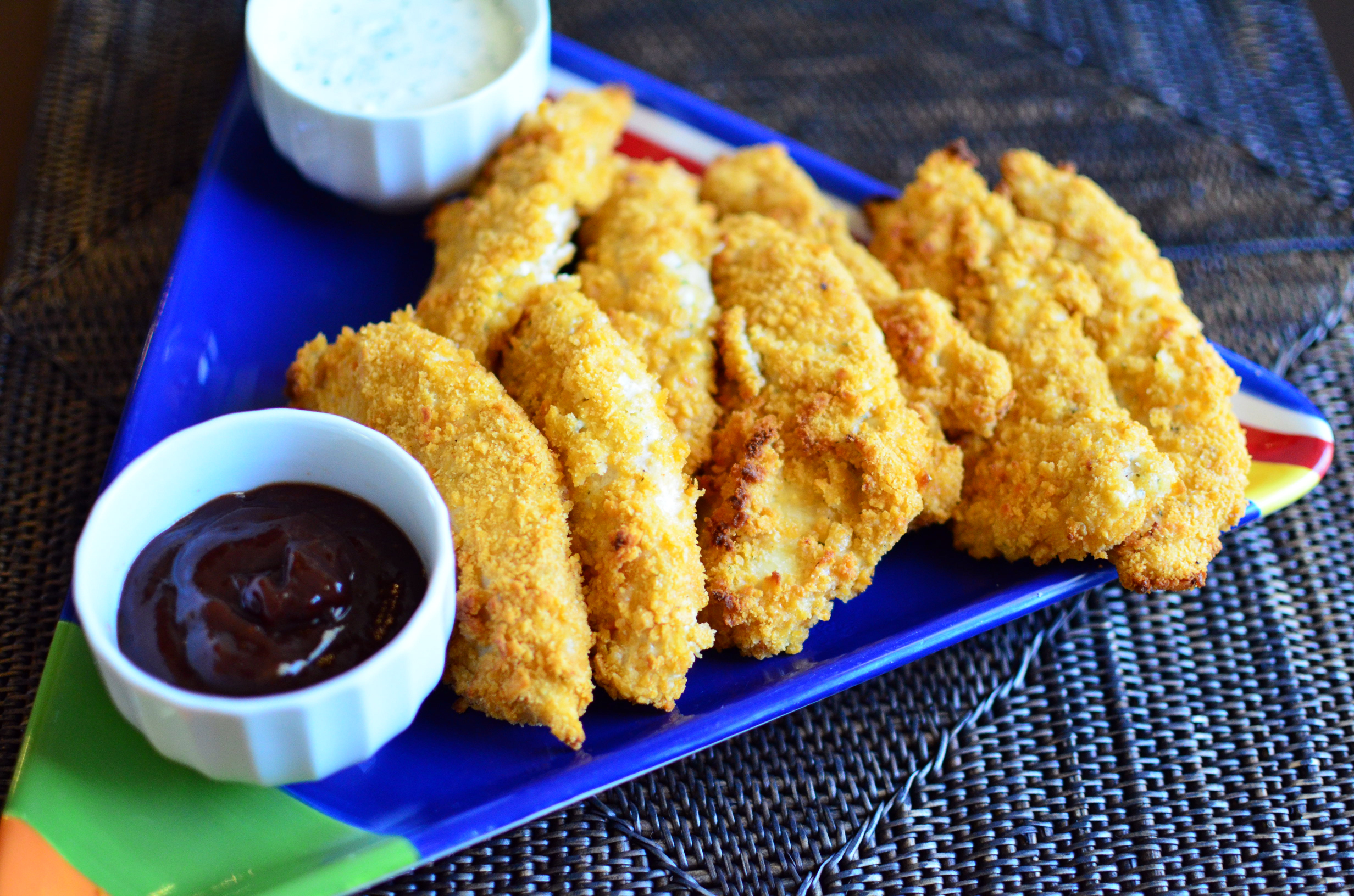 how to make perfect chicken tenders