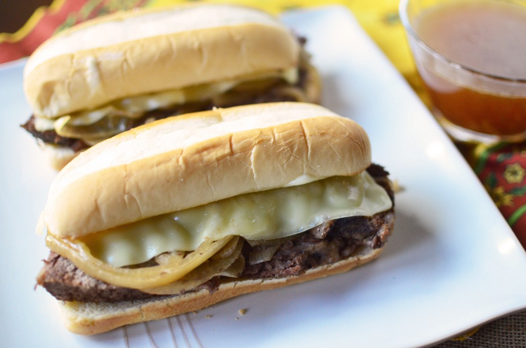 French Dip Sandwich 2