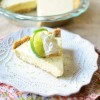 Key Lime Pie with Granola Crust