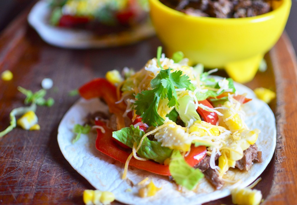 Slow Cooker Beef for Tacos wide