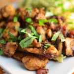 Skillet Balsamic Chicken