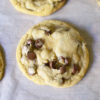 Big and Chewy Chocolate Chip Cookies