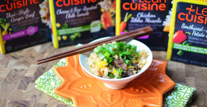New Lean Cuisine Marketplace Entrees