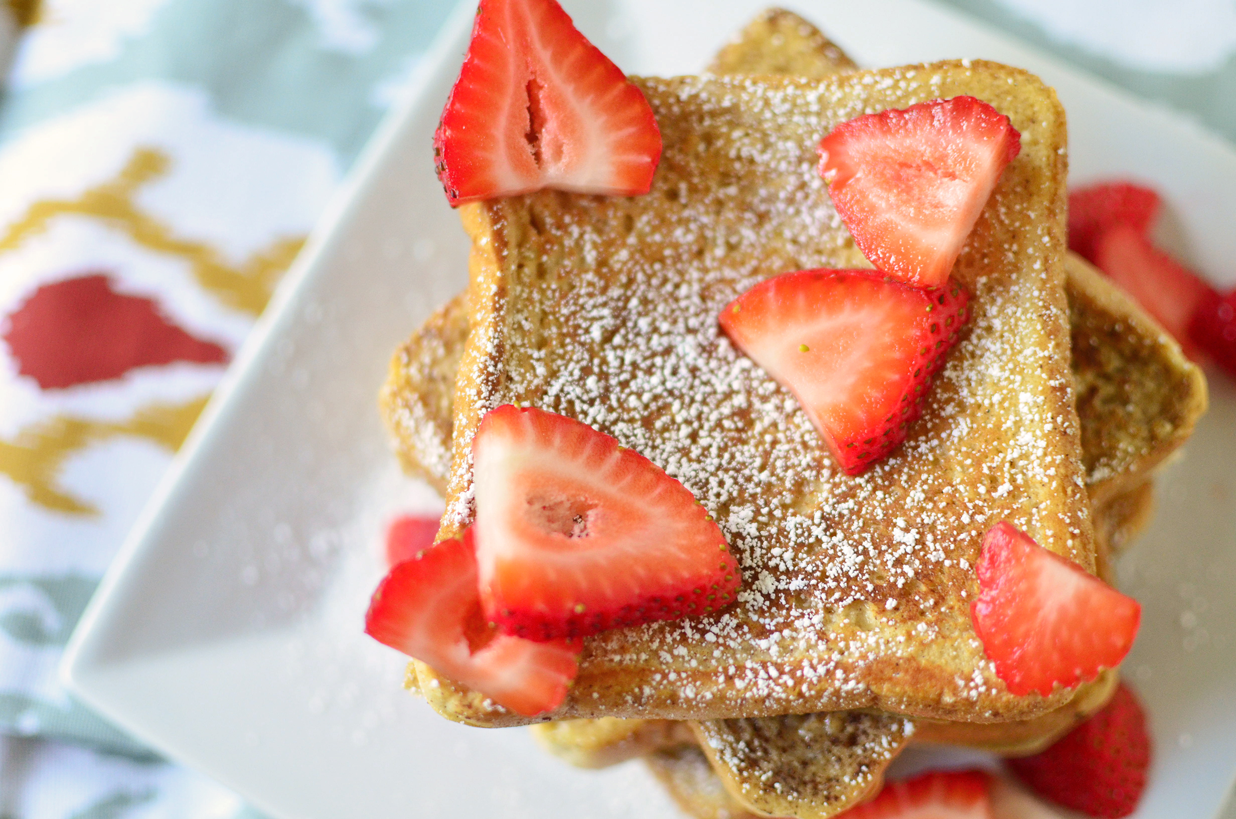 Favorite French Toast aerial
