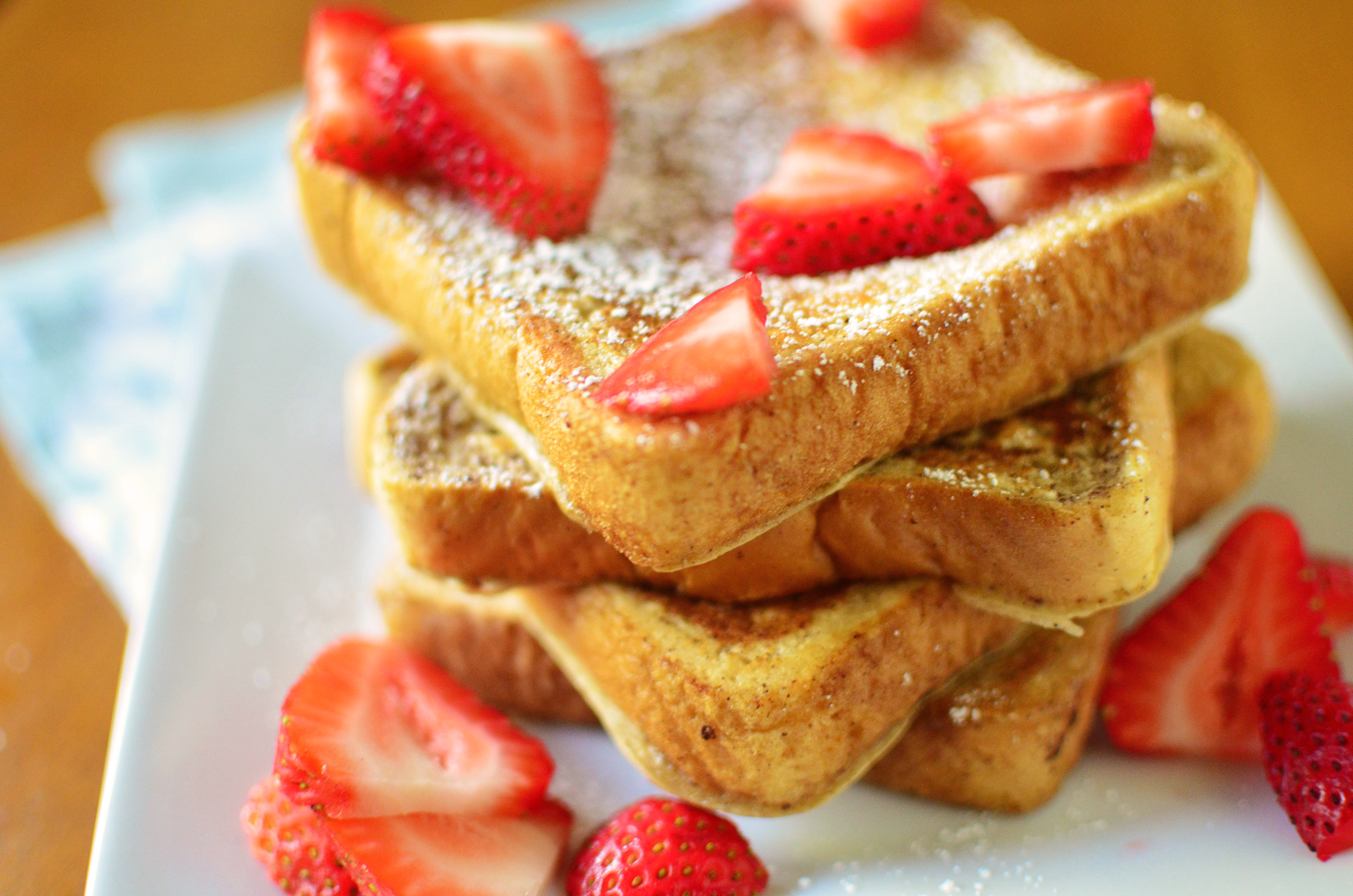 Favorite French Toast wide