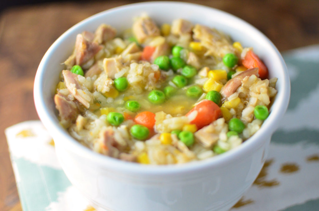 loaded-turkey-and-rice-soup-close-side