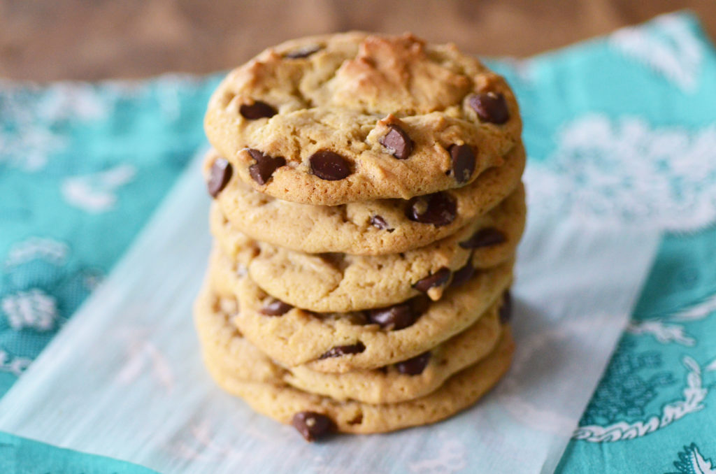 Chewy Chocolate Chip Cookies  Stick Of Butter