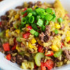 Easy Dirty Rice Pilaf
