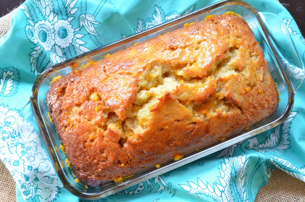 Bananas Foster Bread - Simple, Sweet & Savory